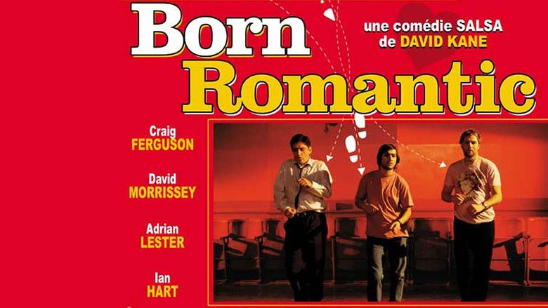 Born Romantic movie scenes