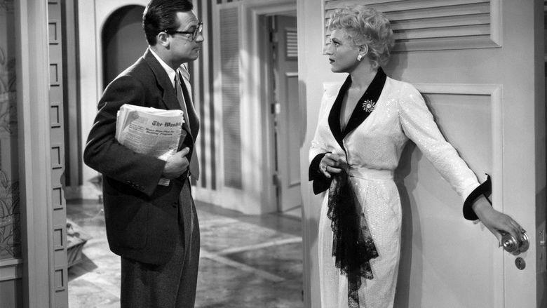 Born Yesterday (1950 film) movie scenes