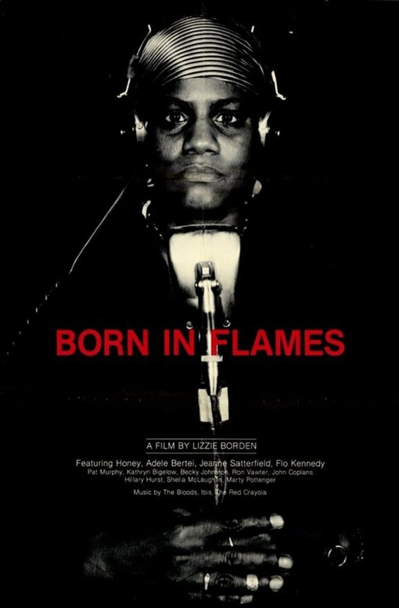 Born in Flames movie poster