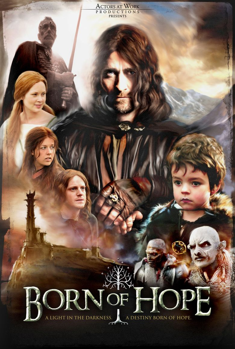 Born of Hope movie poster