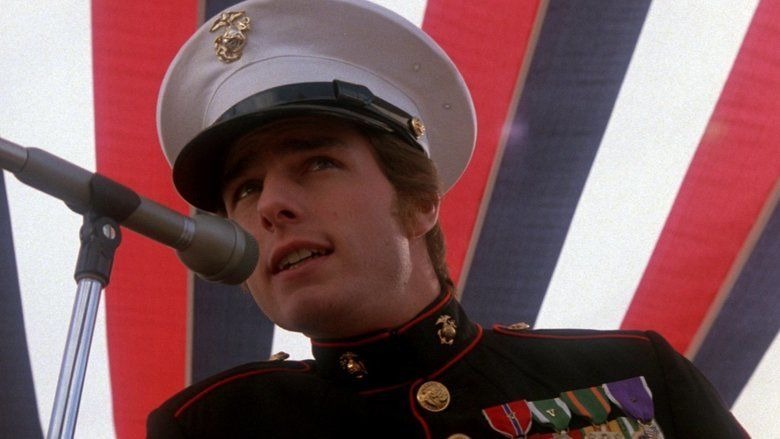 Born on the Fourth of July (film) movie scenes