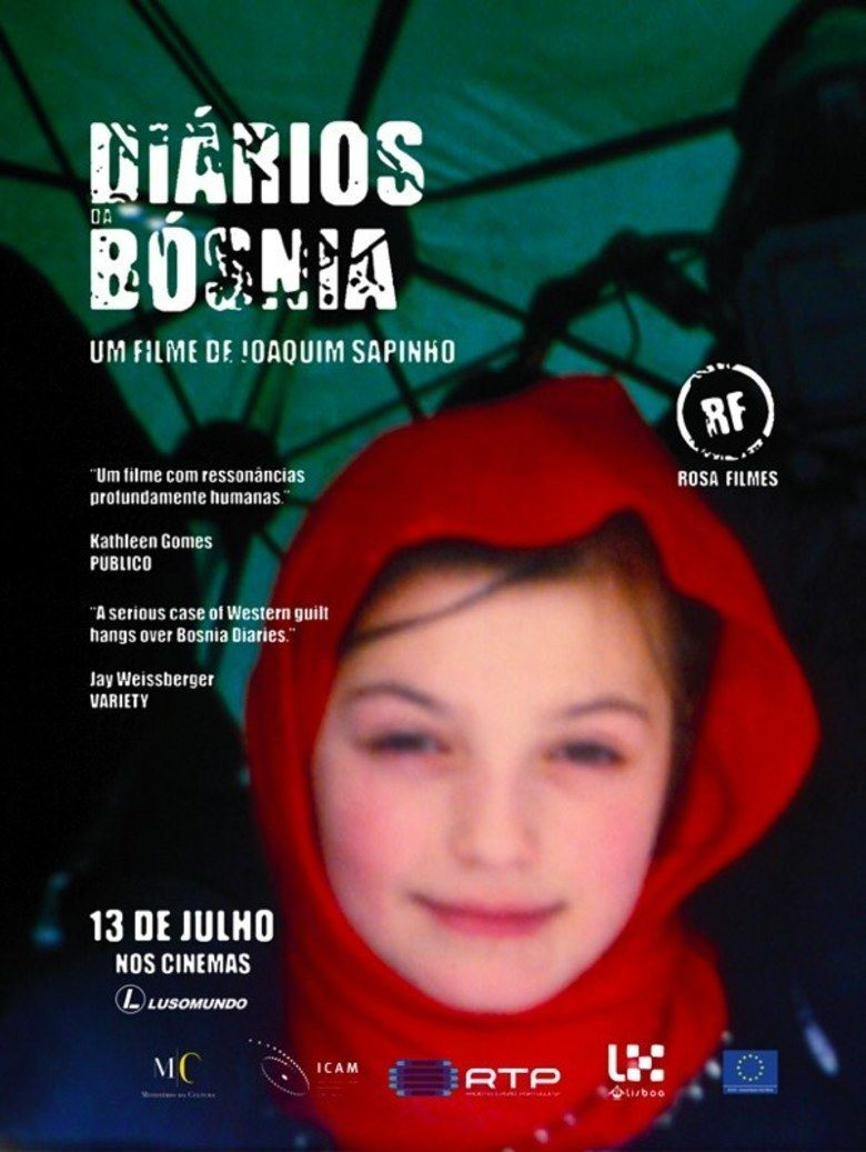 Bosnia Diaries movie poster