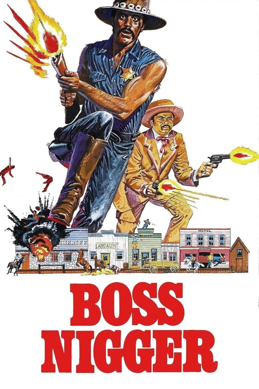 Boss Nigger movie poster