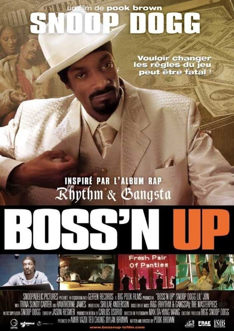 Bossn Up movie poster