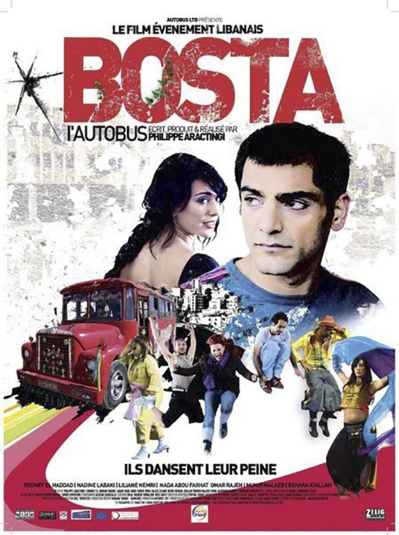 Bosta (film) movie poster