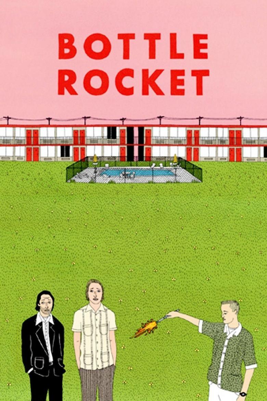 Bottle Rocket movie poster