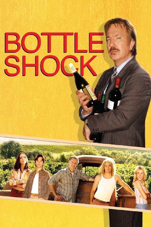 Bottle Shock movie poster