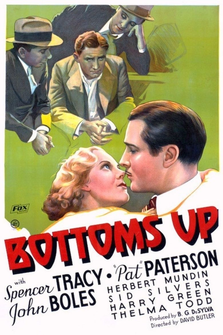 Bottoms Up (1934 film) movie poster