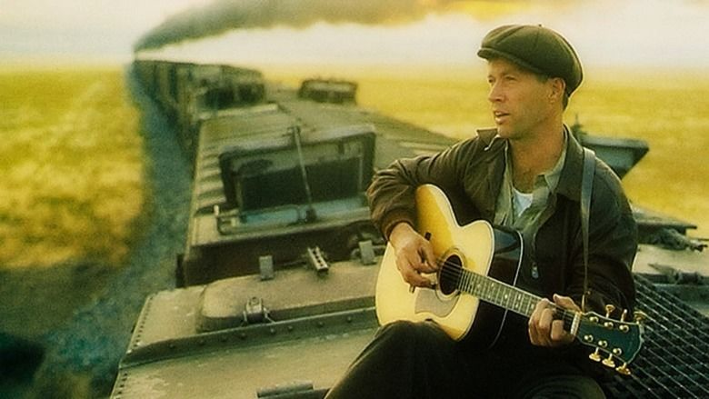 Bound for Glory (film) movie scenes