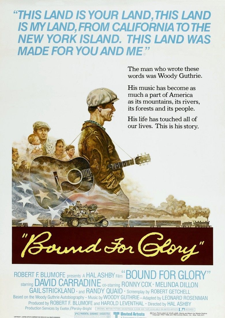 Bound for Glory (film) movie poster