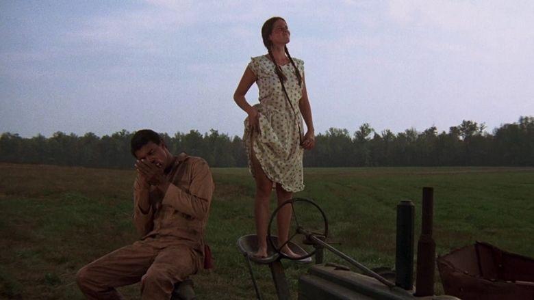 Boxcar Bertha movie scenes