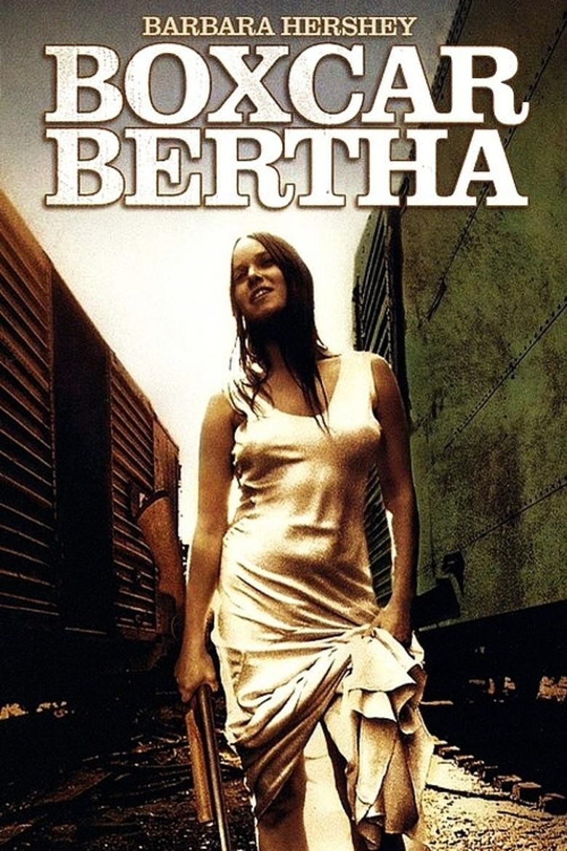 Boxcar Bertha movie poster