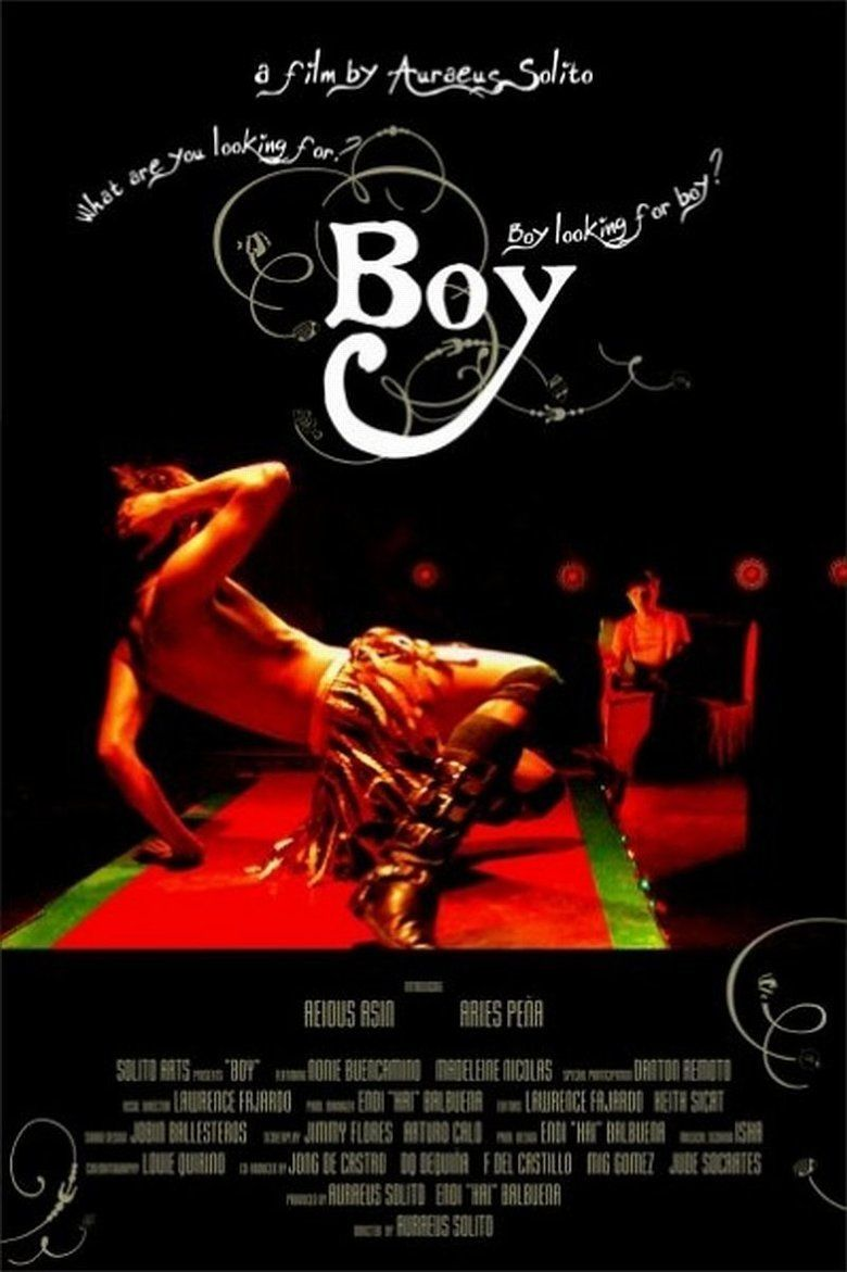 Boy (2009 film) movie poster