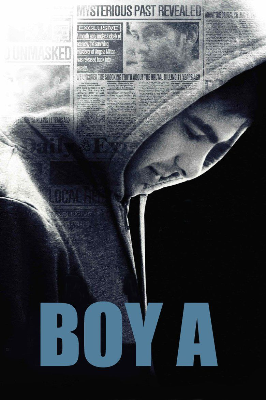 Boy A (film) movie poster