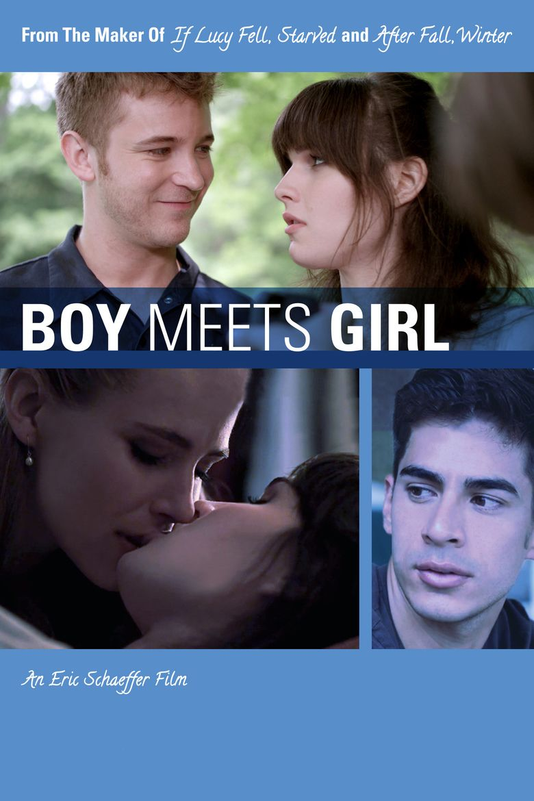 Boy Meets Girl (2014) movie poster