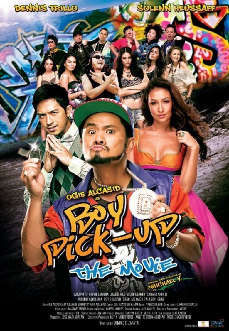 Boy Pick Up: The Movie movie poster