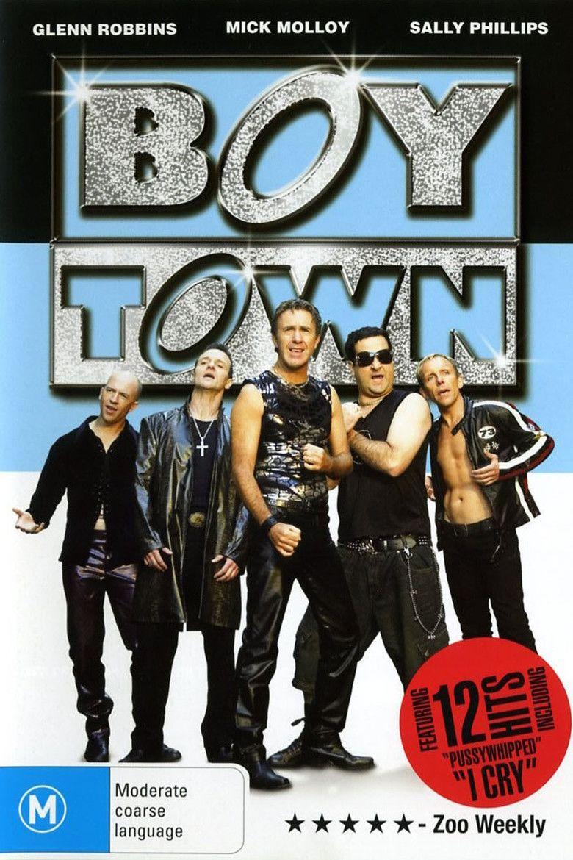 BoyTown movie poster