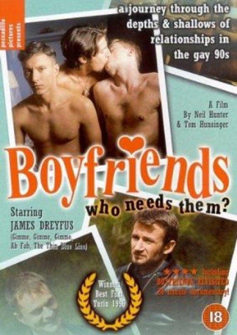 Boyfriends (film) movie poster