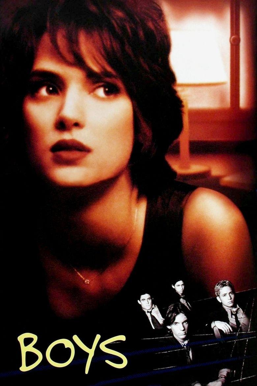 Boys (1996 film) movie poster