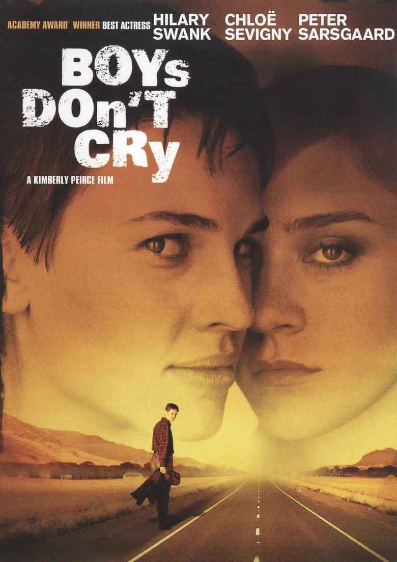 Boys Dont Cry (film) movie poster