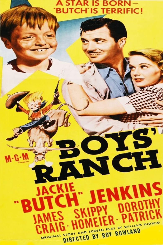 Boys Ranch (film) movie poster