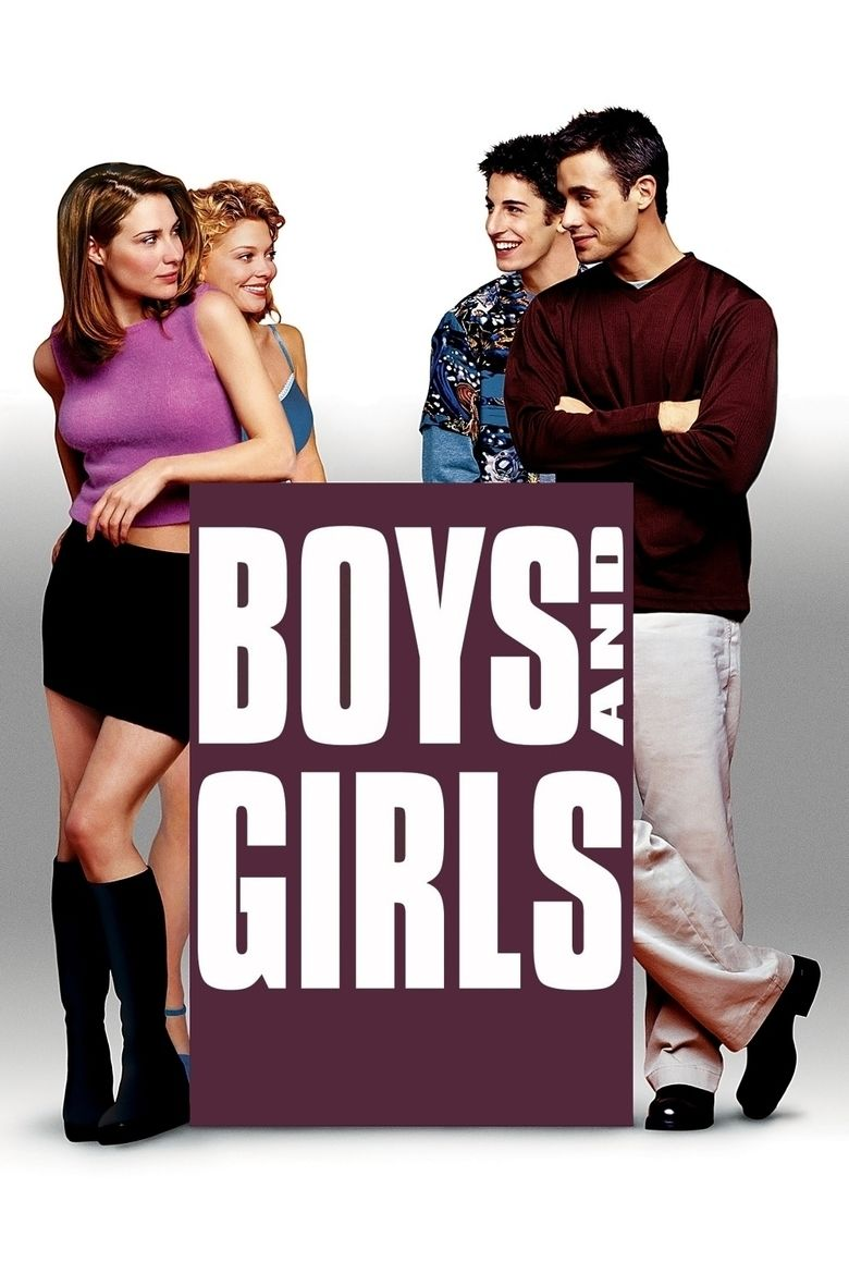 Boys and Girls (2000 film) movie poster