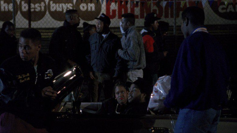 Boyz n the Hood movie scenes