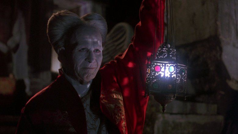 Bram Stokers Dracula movie scenes