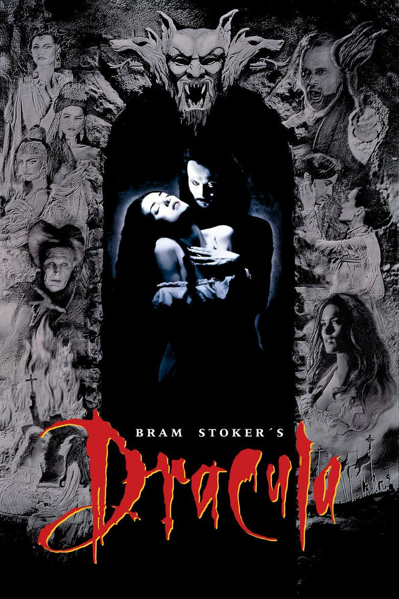 Bram Stokers Dracula movie poster