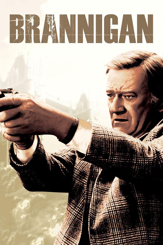 Brannigan (film) movie poster