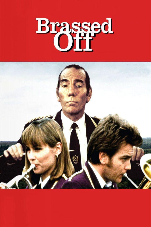 Brassed Off movie poster