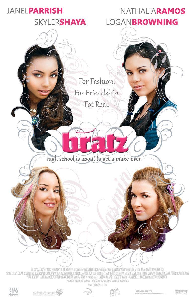 Bratz (2007 film) movie poster