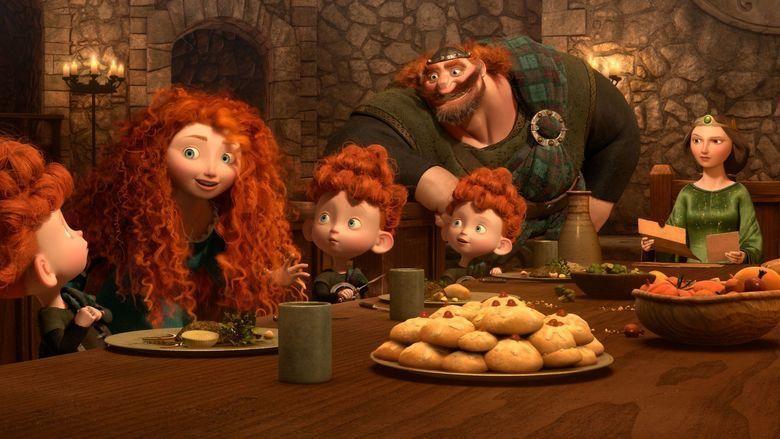 Brave (2012 film) movie scenes