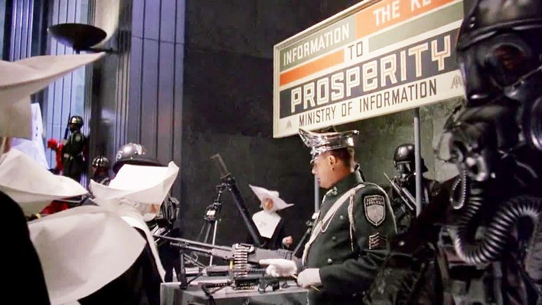Brazil (1985 film) movie scenes