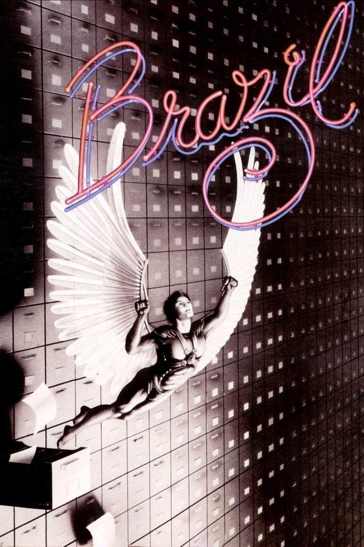 Brazil (1985 film) movie poster