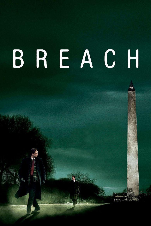 Breach (film) movie poster