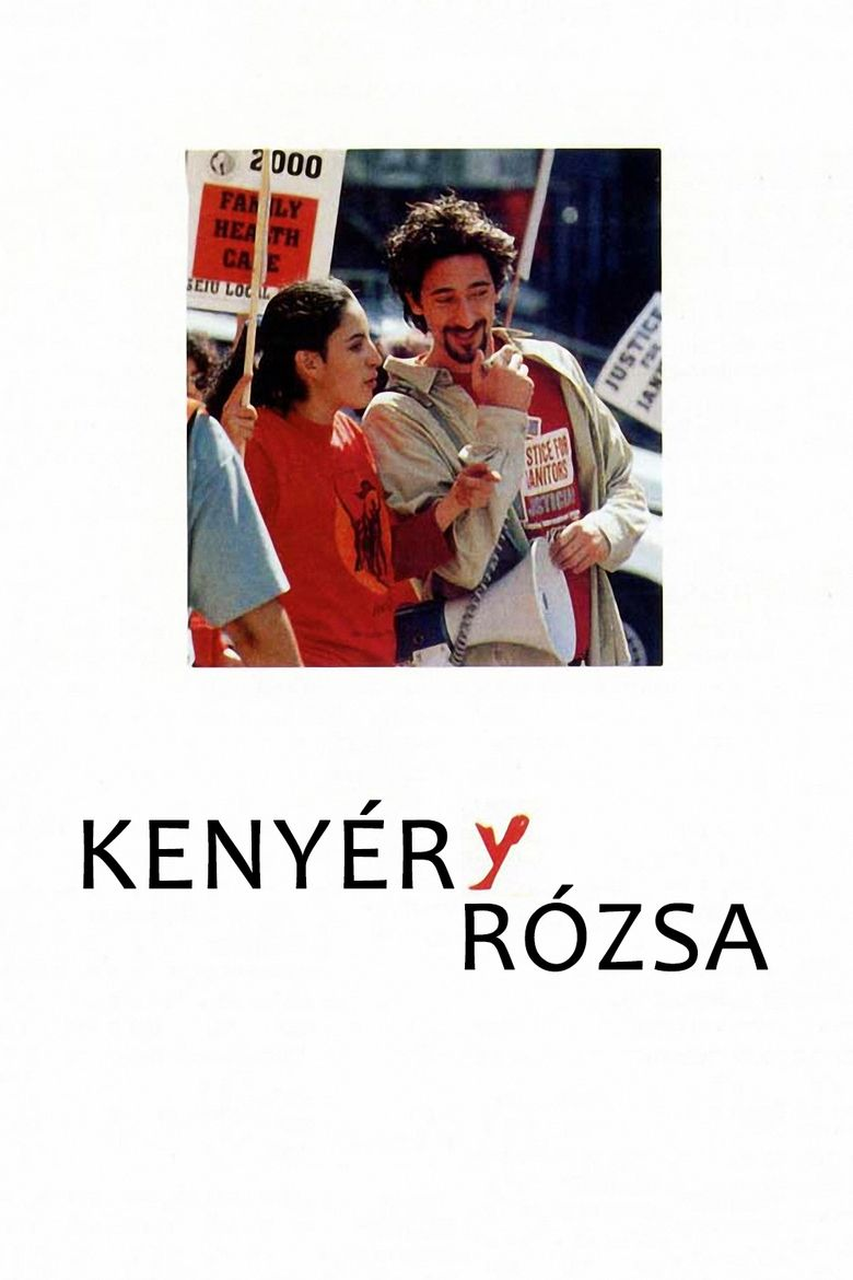 Bread and Roses (2000 film) movie poster