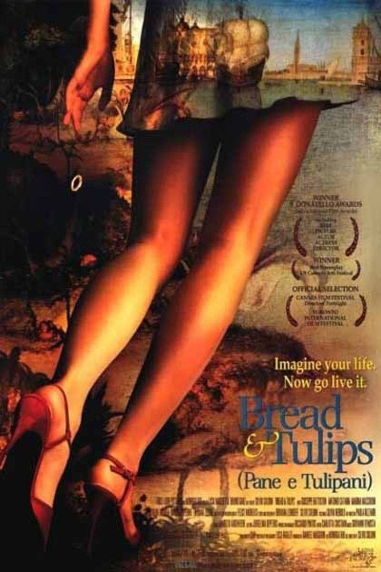Bread and Tulips movie poster
