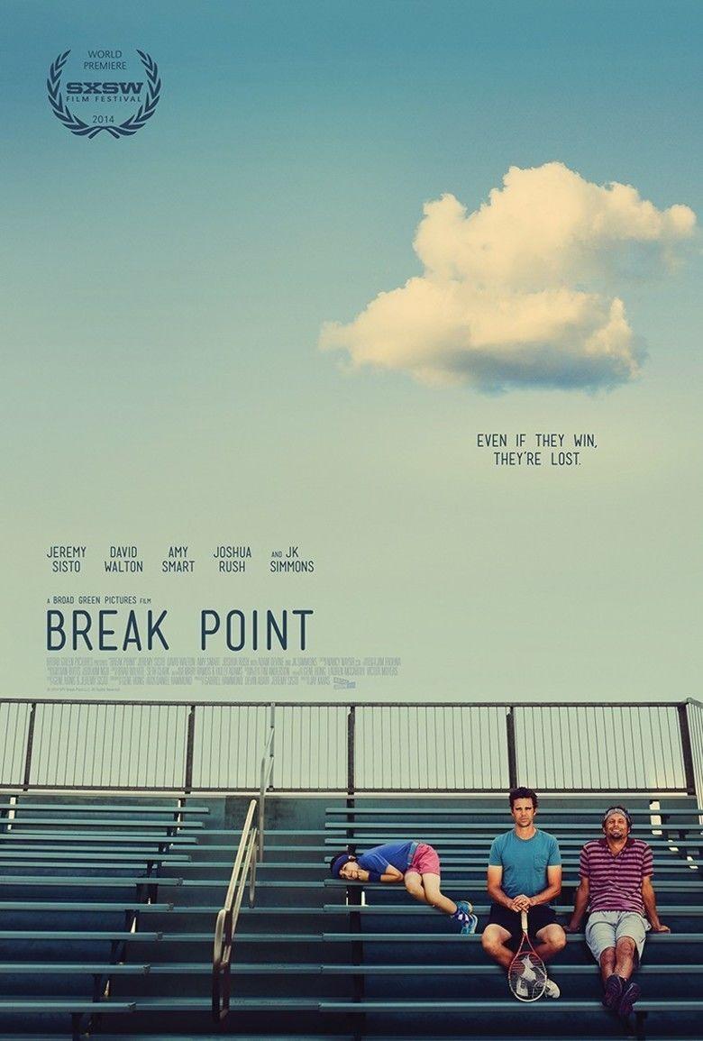 Break Point (film) movie poster