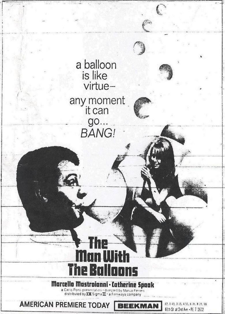 Break Up (1965 film) movie poster