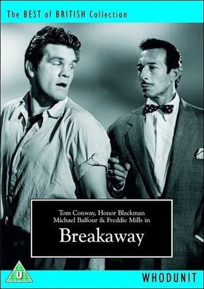 Breakaway (1955 film) movie poster