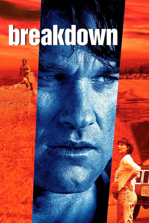 Breakdown (1997 film) movie poster