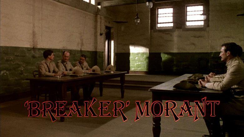 Breaker Morant (film) movie scenes