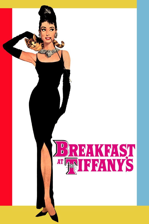 Breakfast at Tiffanys (film) movie poster
