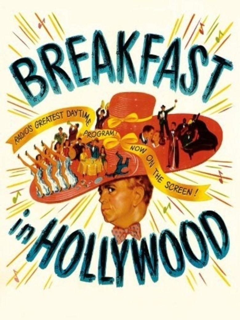 Breakfast in Hollywood (film) movie poster