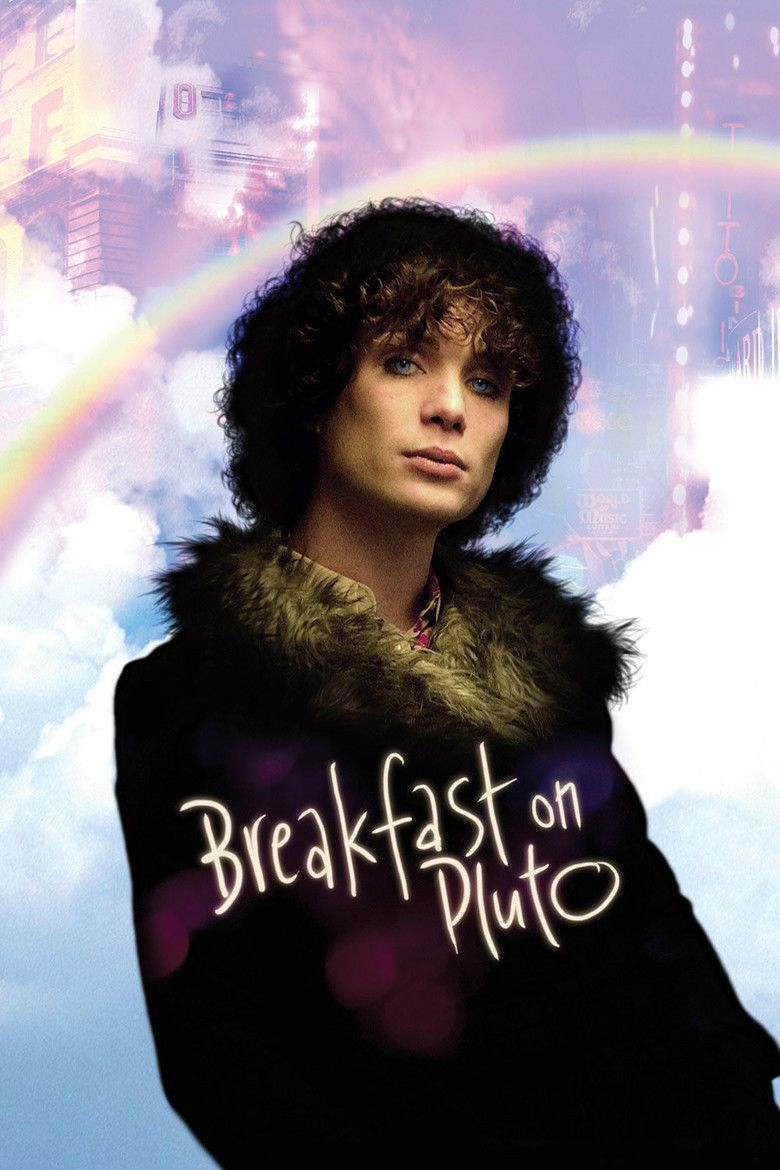 Breakfast on Pluto (film) movie poster