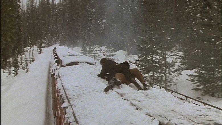 Breakheart Pass (film) movie scenes