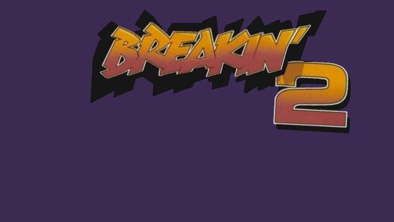 Breakin 2: Electric Boogaloo movie scenes