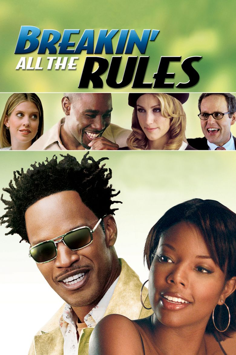 Breakin All the Rules movie poster