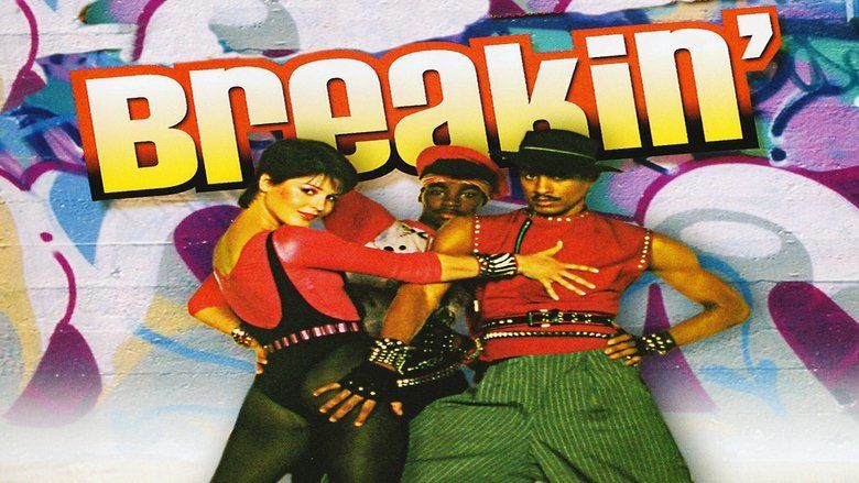 Breakin movie scenes